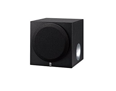 Subwoofer Dietro Al Divano : Yamaha yst sw subwoofer advanced yst ii e diffusione frontale